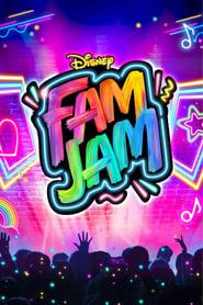 Poster Disney Fam Jam 2020