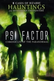 Poster Psi Factor: Chronicles of the Paranormal 2000