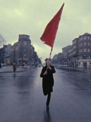 Farbtest – Die rote Fahne