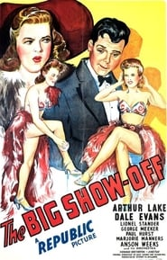 Poster The Big Show-Off 1945