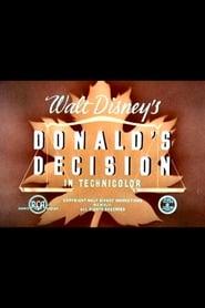 Donald's Decision 1942