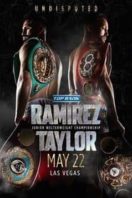Jose Ramirez vs Josh Taylor (2021)