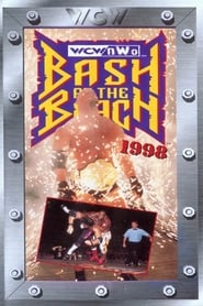 Poster of WCW Bash at the Beach 1998