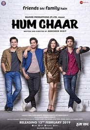 Hum chaar (2019) HD Full Movie Watch Online