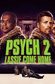 Poster Psych 2: Lassie Come Home 2020