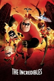 Poster for The Incredibles
