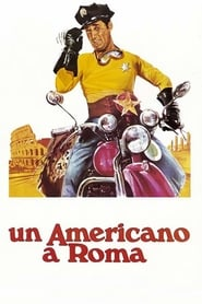 Poster An American in Rome 1954