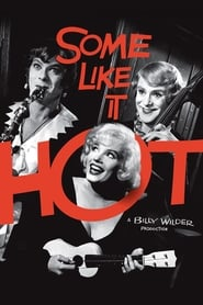 Poster Some Like It Hot 1959
