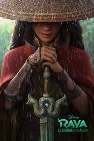 Poster Raya et le Dernier Dragon 2021