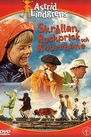 Skrallan, Ruskprick and Gurnard Poster