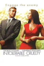 Poster for Intolerable Cruelty