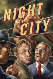 Poster Night and the City 1950