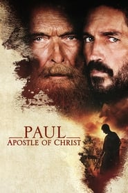 Poster Paul, Apostle of Christ 2018
