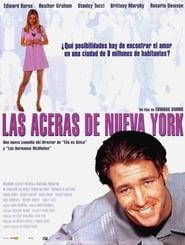 Las aceras de Nueva York