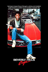 Poster Beverly Hills Cop 1984