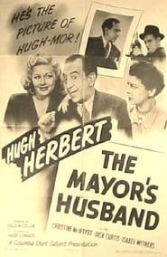 Poster The Mayor's Husband 1945