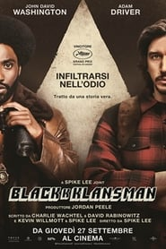 BlacKkKlansman - Guardare Film Streaming Online