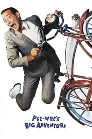 Poster Pee-wee's Big Adventure 1985