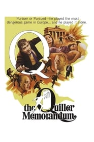The Quiller Memorandum (1966)