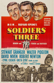 Soldiers Three Film online HD