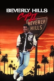 Poster for Beverly Hills Cop II