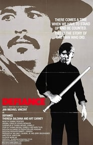 Poster Defiance 1980