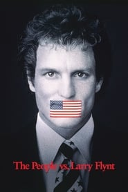Poster for The People vs. Larry Flynt