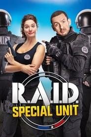 Poster R.A.I.D. Special Unit 2016