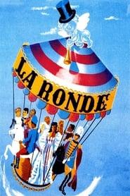 Poster La Ronde 1950