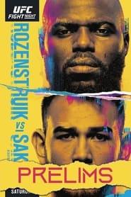 UFC Fight Night 189: Rozenstruik vs. Sakai – Prelims (2021)