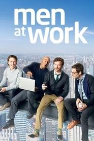 Poster Men at Work 2014