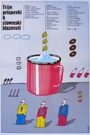 Trije prispevki k slovenski blaznosti 1983
