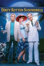 Poster Dirty Rotten Scoundrels 1988