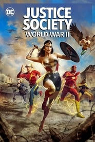 Justice Society: World War II (2021) WEB-DL 290MB HEVC 720p & 1080p | GDRive