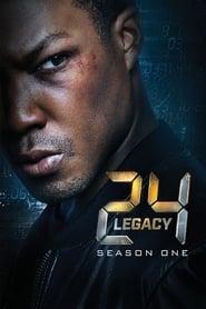 24 Horas: Legacy: Temporada 1