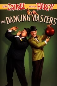 Poster The Dancing Masters 1943