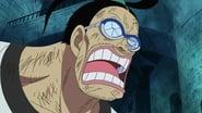 One Piece Season 13 Episode 450 : The Escapee Team in Trouble! The Forbidden Move: Venom Demon!