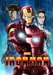 Marvel Anime: Iron Man