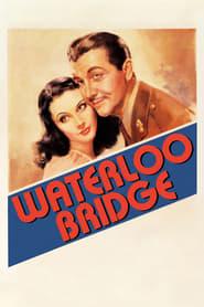 Poster Waterloo Bridge 1940