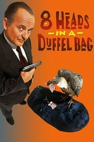 Poster 8 Heads in a Duffel Bag 1997