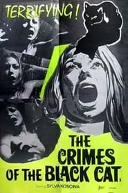 The Crimes of the Black Cat poster