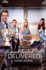 Signed, Sealed, Delivered: Home Again (2017) Online Cały Film Lektor PL