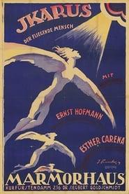 Ikarus, der fliegende Mensch 1918