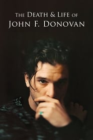 Poster The Death & Life of John F. Donovan 2019
