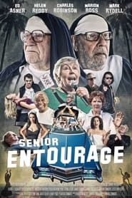 Senior Entourage (2021) poster