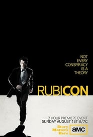 Rubicon - Season 1 poster