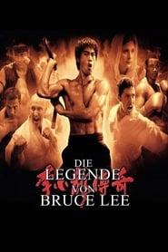 Seriencover von Die Legende von Bruce Lee