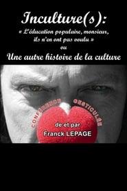Poster Inculture(s) - La Culture 2007