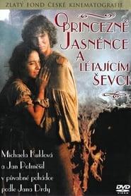 O princezně Jasněnce a létajícím ševci plakat