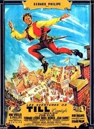 Poster del film Les aventures de Till l'espiègle